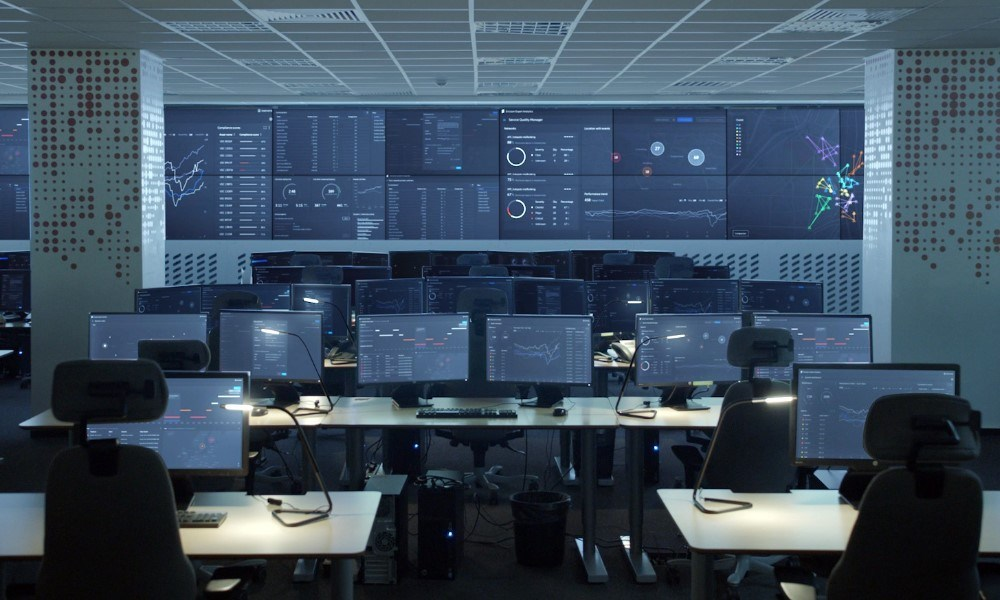 ericsson-network-operations-center